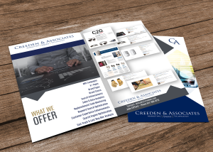 Creeden & Associates Brochure Design