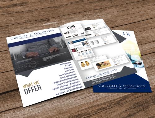 Creeden & Associates Brochure
